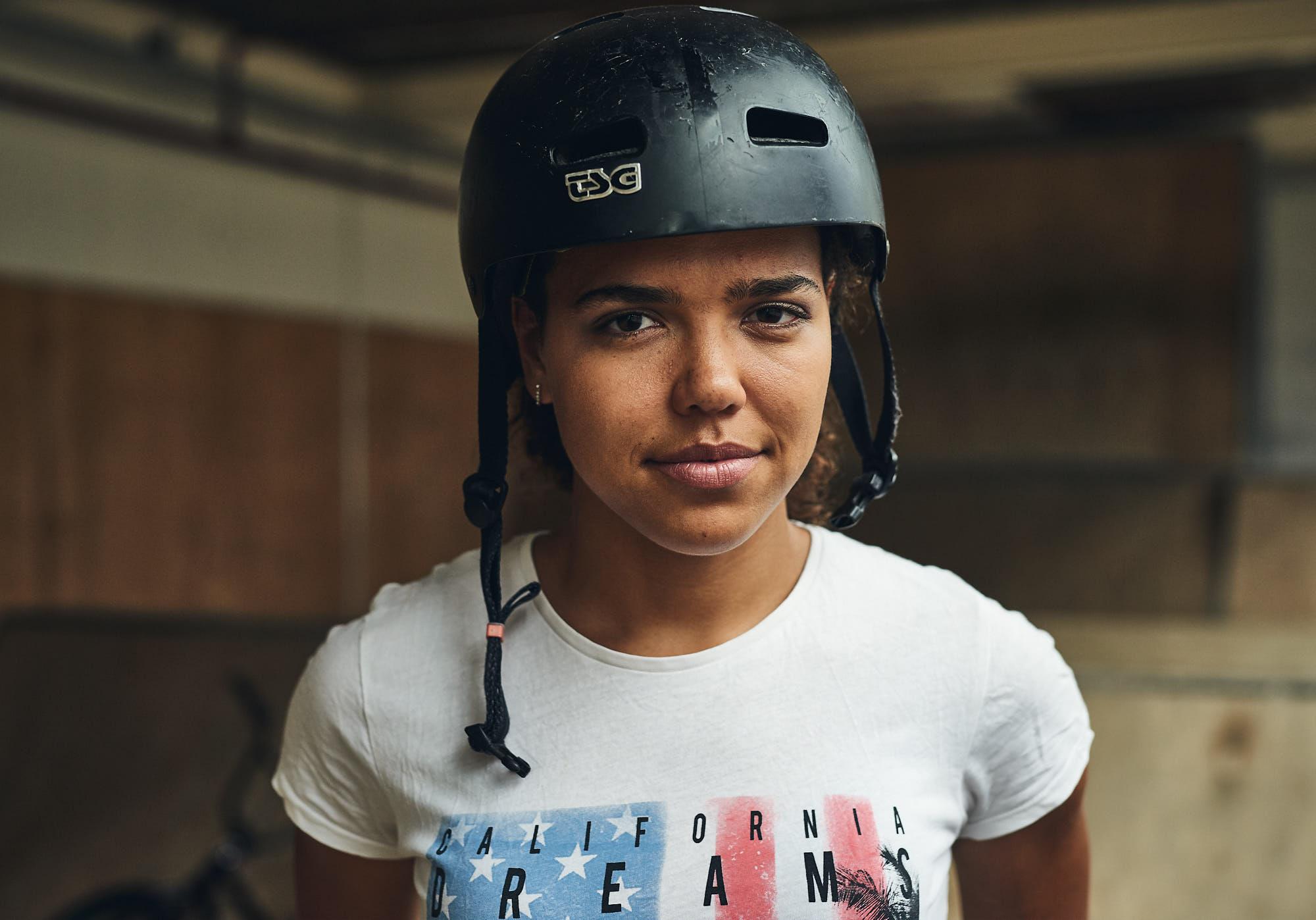 Portrait of Shanice Silva Cruz