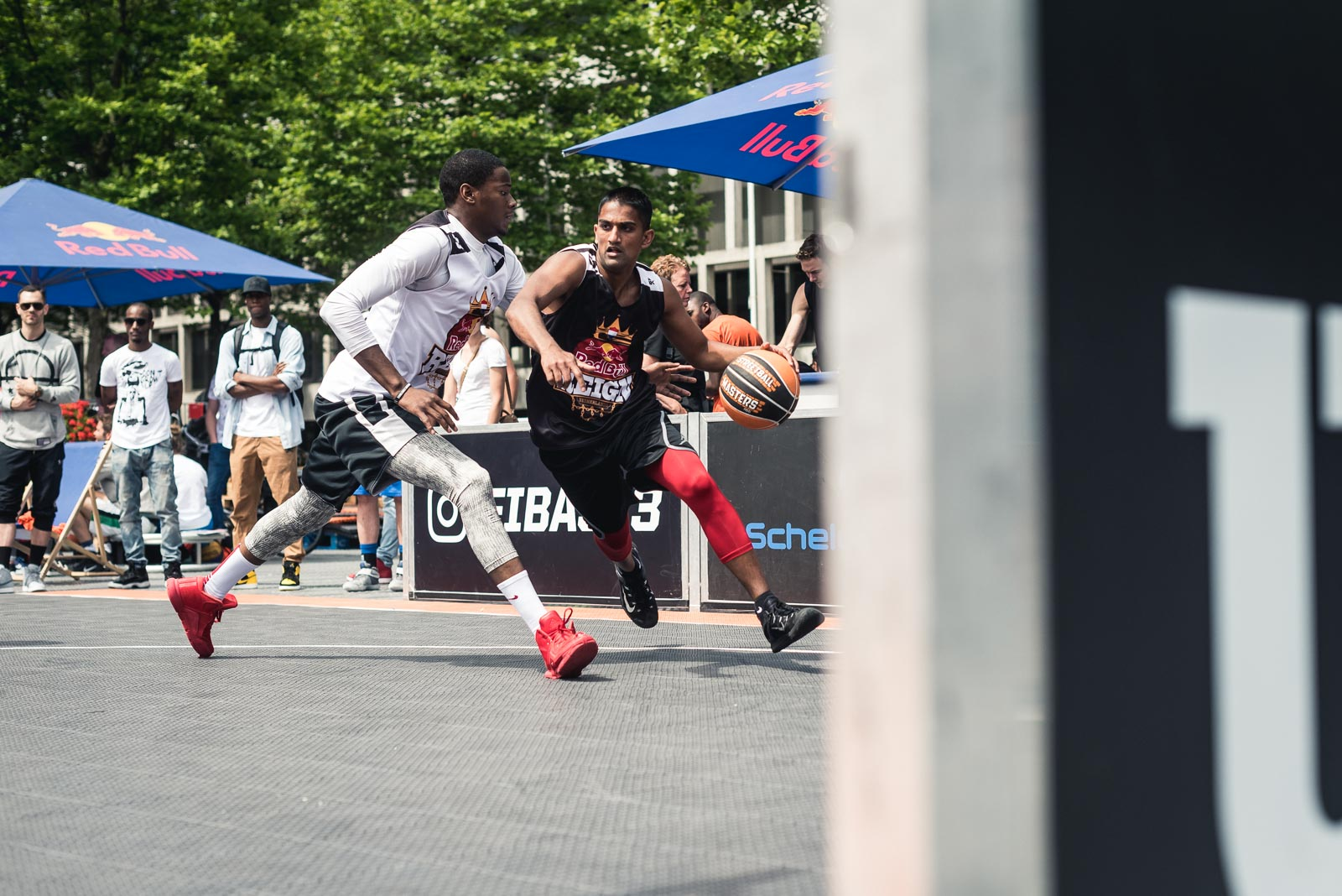 Action photo shot during Red Bull Reign in Rotterdam